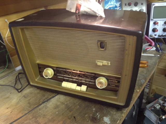 Vintage Radio Repairs 84